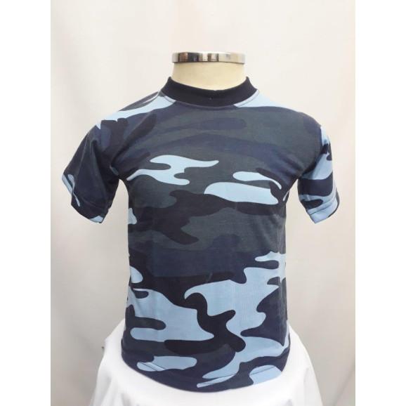 camiseta-infantil-blue-sky