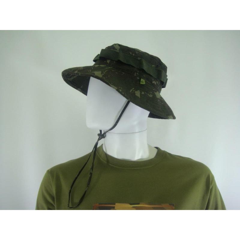 Chapéu Jungle Exército Brasileiro 88cee8c5c7f