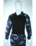 Gandola Combat Shirt Blue Sky
