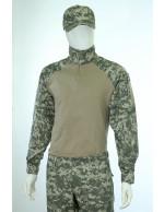 Gandola Combat Shirt Digital Universal ACU