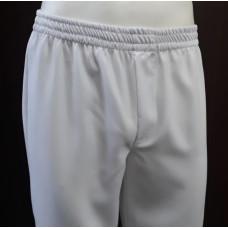 calça oxford branco detalhe frente
