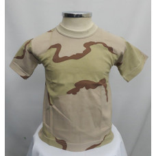 Camiseta Infantil Guerra do Iraque