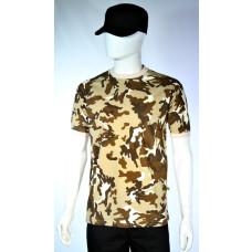 Camiseta Manga Curta Deserto