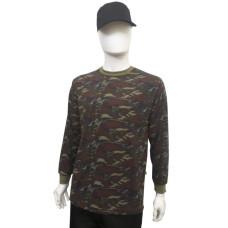 camiseta manga longa FAB frente