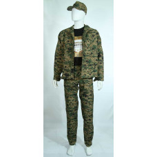 Conjunto Mariner Digital Marpat Woodland