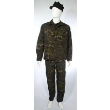 Conjunto Mariner Multicam Black