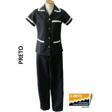 uniforme-de-copeira-preto-com-bordado