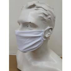 máscara lavável perfil
