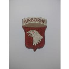 Patche Airborne